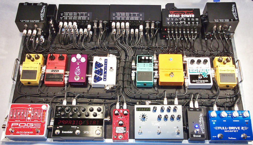 nice rack canada metric guitar pedalboard 2013 voodoo lab. Black Bedroom Furniture Sets. Home Design Ideas