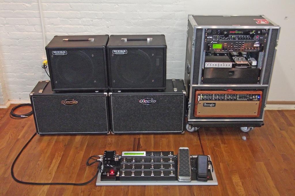 Nice Rack NYC | Little Rack Mountain of Tone | RJM Music